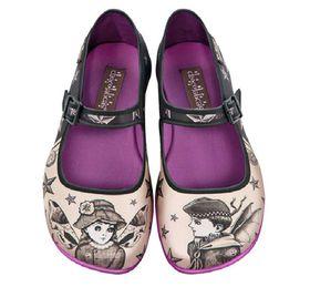 Chocolaticas Nova & Orion Ladies Shoes