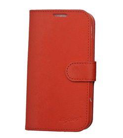Scoop Wallet Case ForSamsung S4 - Red