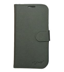 Scoop Wallet Case ForSamsung S4 - Grey