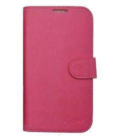 Scoop Wallet Case ForiPhone 5 & 5S - Pink