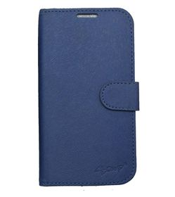 Scoop Wallet Case ForHuawei P6 - Navy Blue