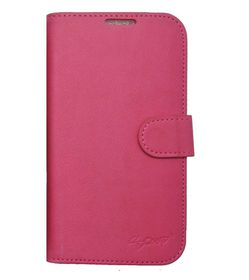 Scoop Wallet Case ForHuawei P7 - Pink