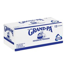 Grandpa Powders - 12 Sachets