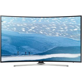 "Samsung 55"" UHD Curved LED TV"