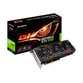 Gigabyte GeForce GTX 1080 G1 Gaming Edition Graphics Card