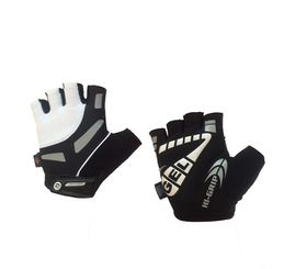 Deko Cycling Glove with White & Black Gel Padding