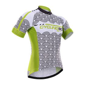Cycling Box Jersey - Mountains