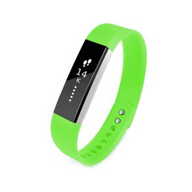 Tuff-luv Silicone Strap for the FitBit Alta Size Small - Green