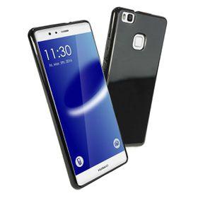 Tuff-Luv TPU Gel Case for Huawei P9 Lite - Black