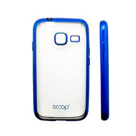 Scoop Lunar Case for Samsung Galaxy J1 Mini - Blue
