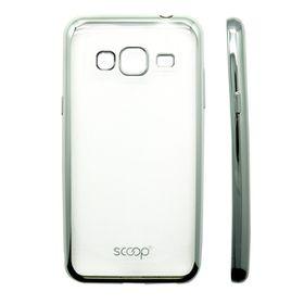 Scoop Lunar Case for Samsung Galaxy J3 2016 - Silver
