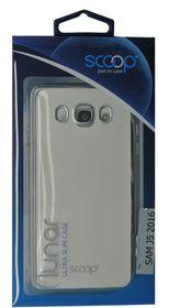 Scoop Lunar Case for Samsung Galaxy J5 2016 - Silver