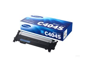 Samsung CLT-C404S Cyan Laser Toner Cartridge