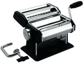 Avanti - Pasta Making Machine - 15cm - Black and Stainless Steel