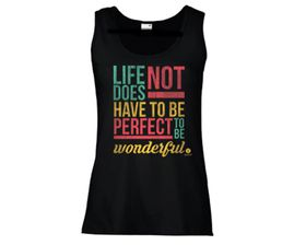 SweetFit Wonderful Ladies Vest