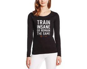 SweetFit Train Insane Ladies Long Sleeves