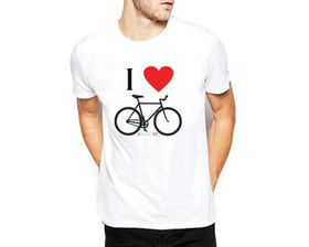 SweetFit I Love Cycling Men's T-Shirt