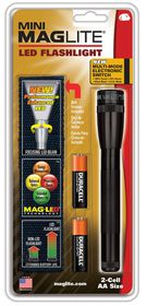 Maglite - Mini LED 2AA Blister - Black