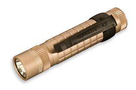 Maglite - Mag-Tac 2 Cell LED Flashlight - Tan