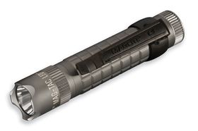 Maglite - Mag-Tac 2 Cell LED Scalloped - Grey