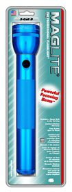 Maglite - 3D Cell Hang pack With Clamps - Blue