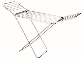Seagull - 18m Aluminium Clothes Dryer - Silver