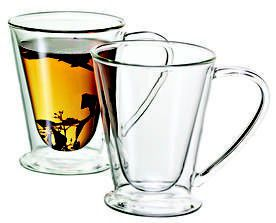 Avanti - Hero Twin Wall Glass - 250ml - 2 Piece Set