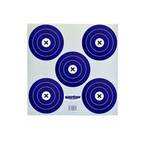 Gortek Target 5 Circle - 50 Pack