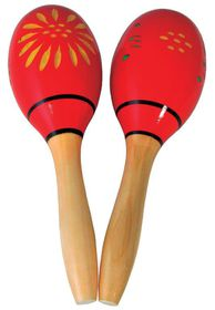 BK Wooden Maracas Pair - TM6