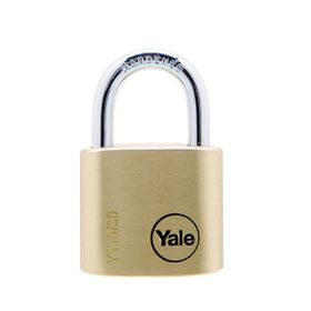 Yale - 30mm Brass Padlock