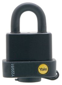 Yale - 51mm All Weather Padlock