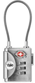 Yale - TSA Cable Padlock