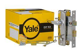 Yale - Lockset DIY Kit - 3 Piece