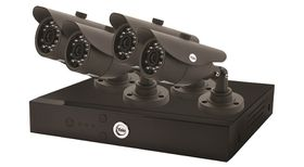 Yale - HD CCTV Kit With 4 Cameras
