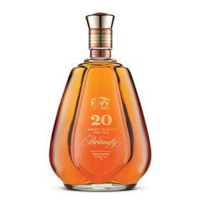 KWV - 20 Year Old Brandy - Case 6 x 750ml