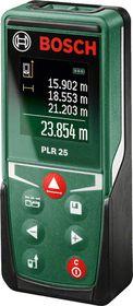 Bosch - PLR 25 Laser Measure - Green