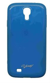 Scoop Progel Samsung S4 Case with Screen Protector - Blue