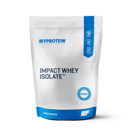 MyProtein Impact Whey Isolate Chocolate Smooth (40 Servings)