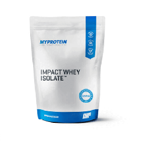 MyProtein Impact Whey Isolate Strawberry Cream (40 Servings)