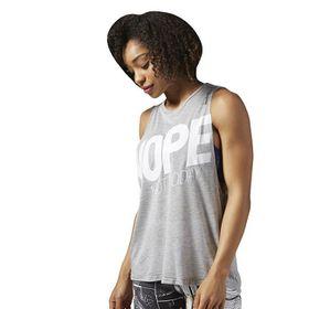 Women's Reebok Studio Faves Muscle Top