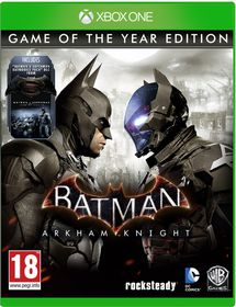 Batman Arkham Knight GOTY (Xbox One)