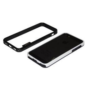 Scoop Bumper Fuzion Case for iPhone 5/SE - Blue
