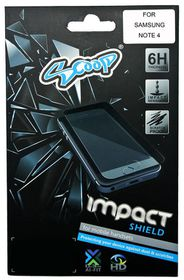 Scoop Impact Shield for Samsung Galaxy Note 4