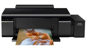 Epson L805 ITS (Ink Tank System) 6 Colour Wi-Fi Printer