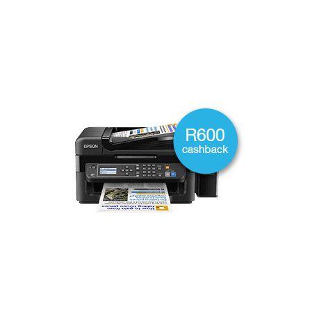 Epson L565 4-in-1 Multi-function Wi-Fi Printer | Buy Online