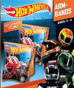 Hot Wheels Arm bands