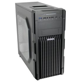 Antec GX200 With Window Black Chass