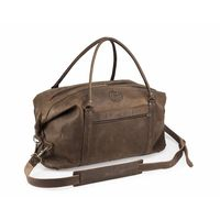 Freedom of Movement Premium Leather Travel Bag The Franklin - Timberland