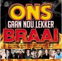 Ons Gaan Nou Lekker Braai (CD)