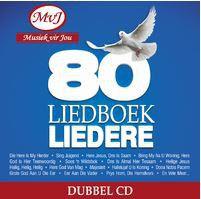 Die Gospel Sangers - 80 Liedboek Liedere (CD)